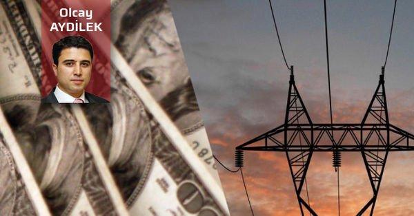 Elektrikte Dolar'dan TL'ye geçiş