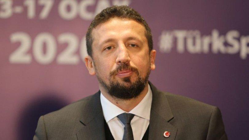 Hidayet Türkoğlu'ndan Eski FIBA Başkanı Moreau için başsağlığı mesajı