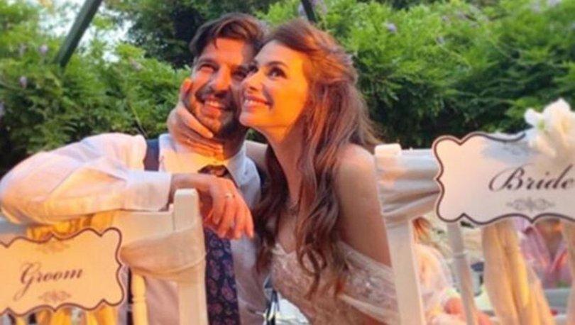 Begüm Birgören ve Mehmet Cemil nişanlandı - Magazin haberleri