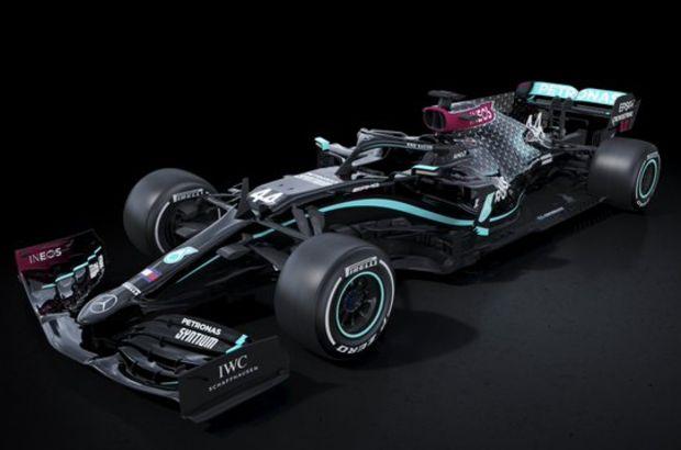 Mercedes'ten ırkçılığa karşı hamle