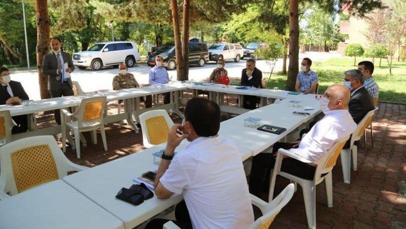 Tunceli'de maske zorunluğu 30 Temmuz'a kadar uzatıldı