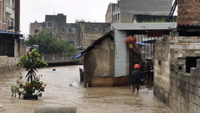 Çin'de sel faciası: En az 12 can kaybı - Haberler
