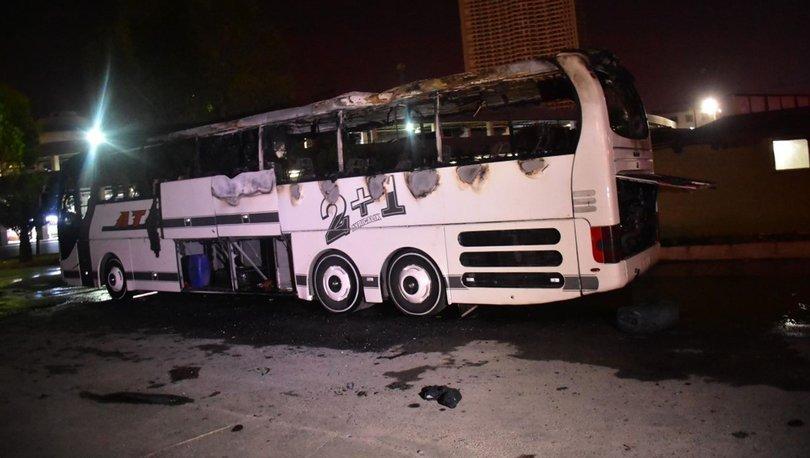 Son dakika haberler... Otobüs yangınında çarpıcı ayrıntı!