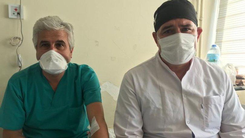 İzmir'de iki doktor hasta yakınlarınca darp edildi