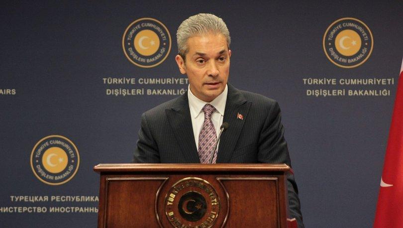 Dışişleri Bakanlığı'ndan, 'Atatürk heykeline saldırı' açıklaması - Haberler