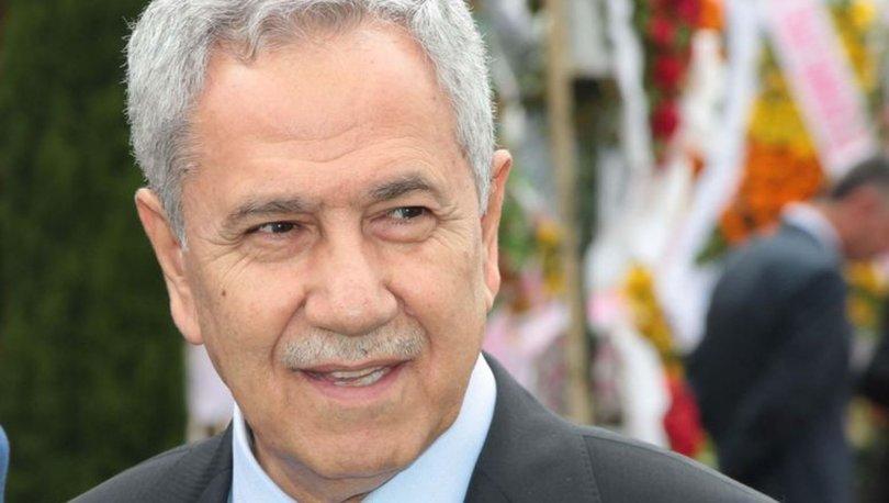Eski TBMM Başkanı ve YİK üyesi Bülent Arınç Habertürk'e konuştu
