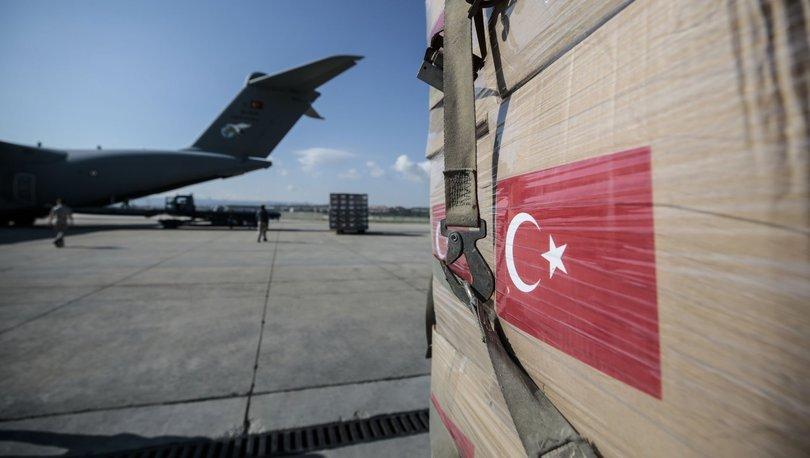 Cumhurbaşkanı Erdoğan'ın talimatıyla Irak'a sağlık yardımı - Haberler