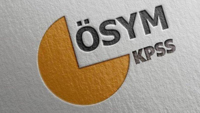 ÖSYM KPSS başvuru ücreti ne kadar? 2020 KPSS başvuru kılavuzu yayımlandı mı?