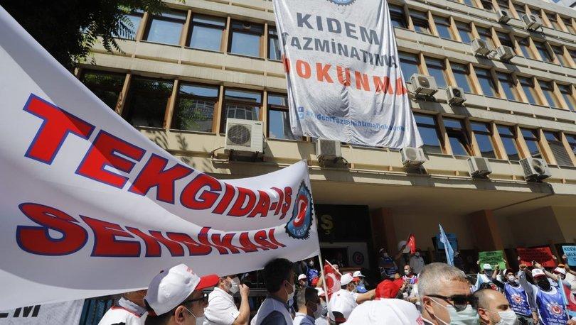Türk-İş: Kıdem tazminatı kırmızı çizgimizdir