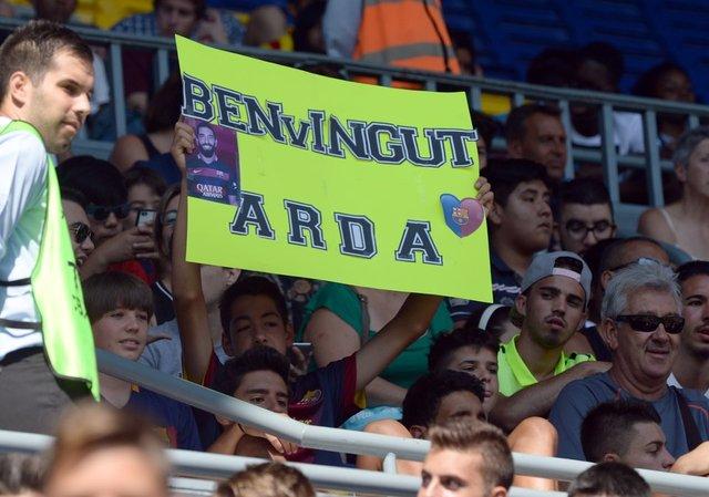 Arda Turan'ın Barcelona macerası resmen sona erdi