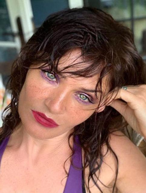 Helena Christensen'dan alkışlanacak hareket - Magazin haberleri