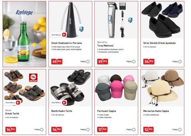 BİM aktüel ürünler kataloğu 3 Temmuz 2020 Cuma! Bu haftaki BİM katalog ürünleri