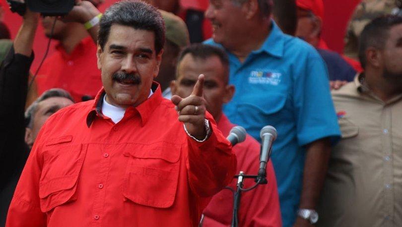 Maduro'dan AB Temsilcisine ülkeden ayrılması için 72 saat süre - HABERLER
