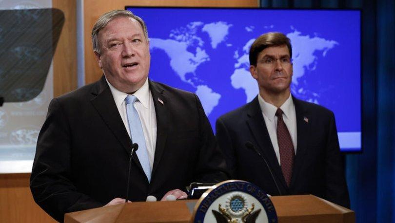 ABD Hong Kong'a savunma ihracatını durduracak - HABERLER