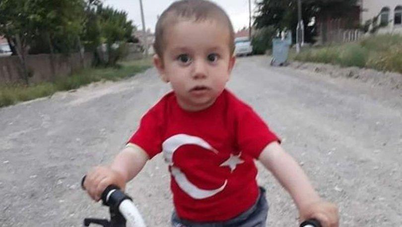 SON DAKİKA! 3 yaşındaki Alperen'i öldüren zanlı, su kuyusunda yakalandı - HABERLER