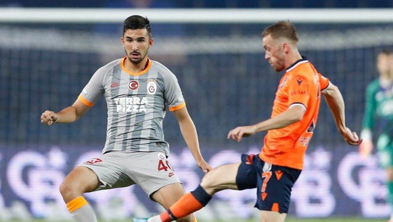 Emin Bayram formayı kaptı - Galatasaray haberleri