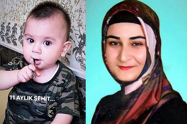 Bedirhan bebeği şehit eden terörist öldürüldü!
