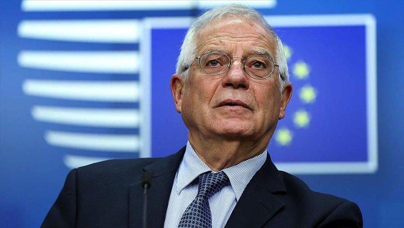 Borrell: Suriye'de işlenen kitlesel suçlar cezasız kalmamalı