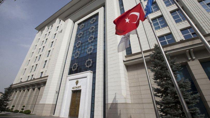 AK Parti Meclis Grup Yönetimi değişmedi