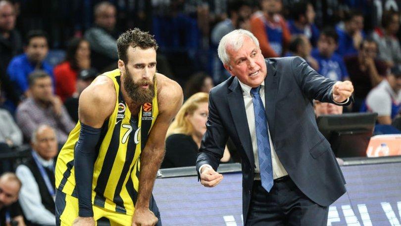 Gigi Datome, Fenerbahçe'den ayrıldı!