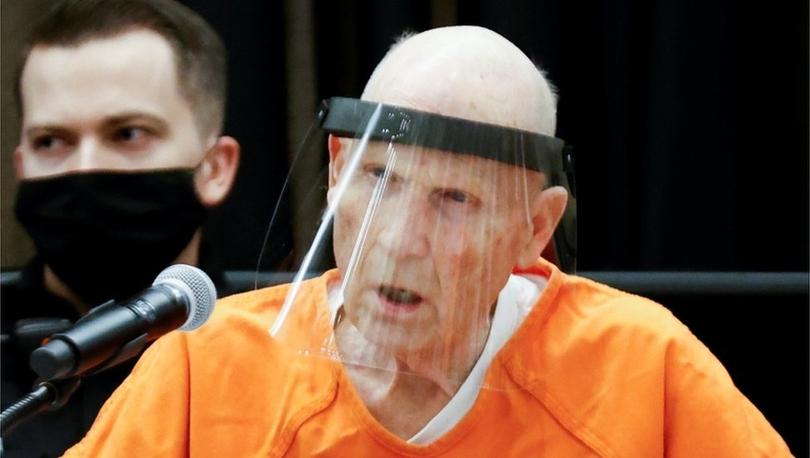 ABD'de 50 tecavüz ve 120 soygundan da sorumlu tutulan seri katil DeAngelo, 13 cinayeti kabul etti