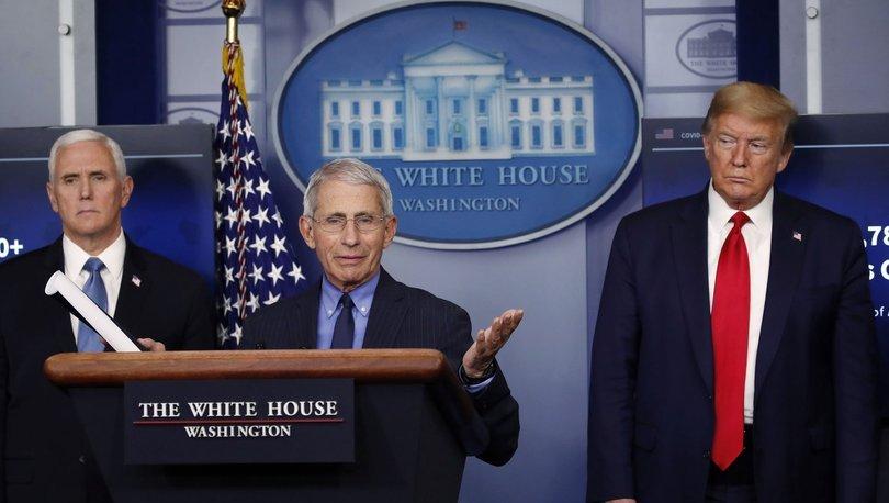 Beyaz Saray Danışmanı Fauci'den