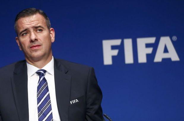 Eski FIFA yöneticisine 10 yıl men!