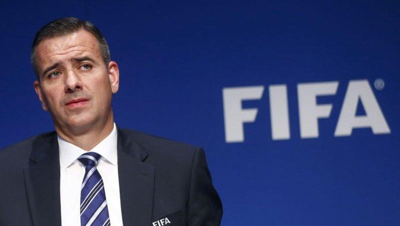 Eski FIFA Genel Sekreter Yardımcısı Kattner'e 10 yıl men cezası