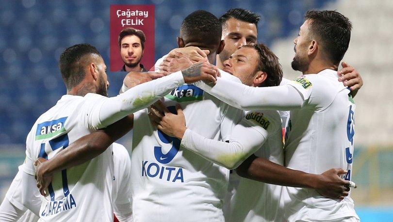 Süper Lig'de son 7 haftanın lideri Kasımpaşa!