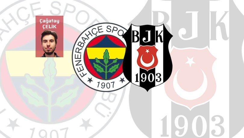 Fenerbahçe ile Beşiktaş arasında üçlü transfer savaşı!
