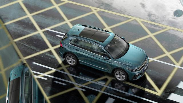 Volkswagen Tiguan yenilendi