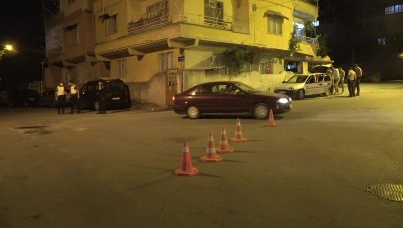 Hatay'da iki aile arasında silahlı kavga! 7 gözaltı