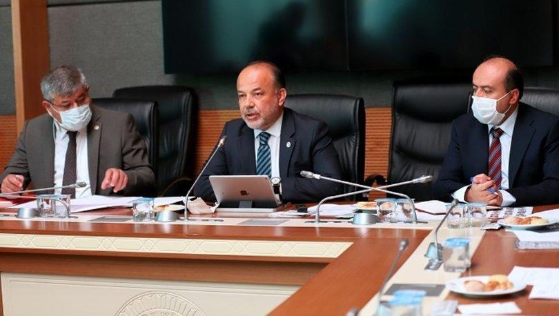 Gıda, tarım ve orman alanında düzenlemelere ilişkin teklif Tarım Komisyonunda