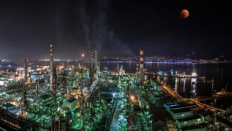 Tüpraş İzmir rafinerisinde bugün üretime başlıyor