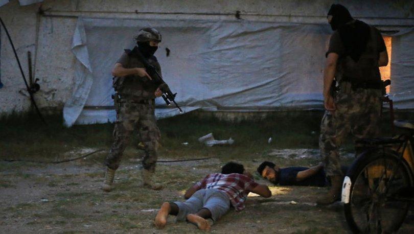 Adana'da Suriye uyruklu 3 DEAŞ'lı gözaltına alındı