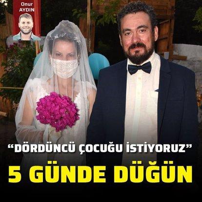 5 günde düğün