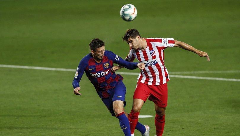 Barcelona: 2 - Atletico Madrid: 2