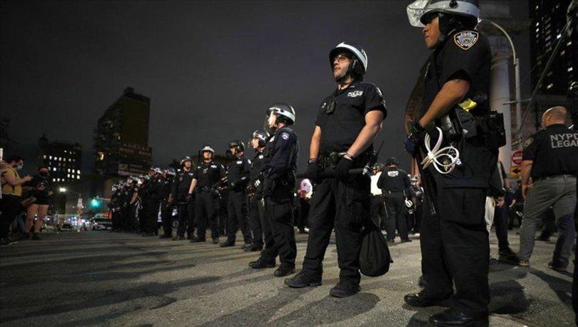New York'ta polis departmanının bütçesinden 1 milyar dolar kesinti!
