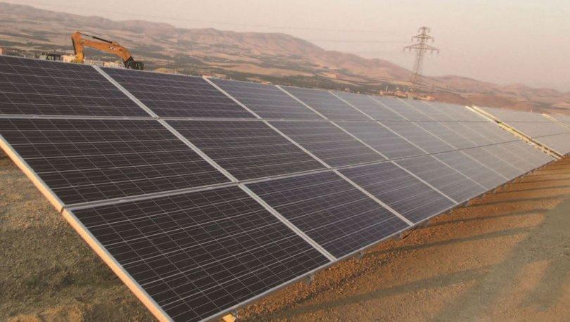 45 milyon euroluk güneş elektrik santrali için anlaştılar