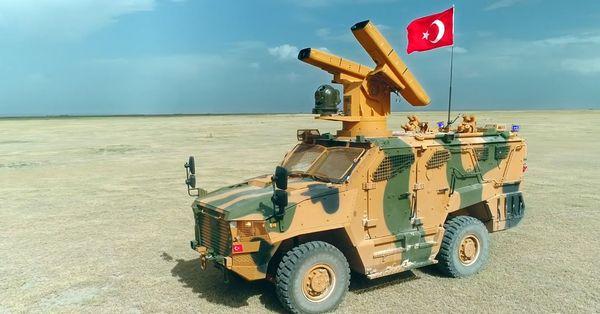 Yerli hava savunma sistemi göreve hazır