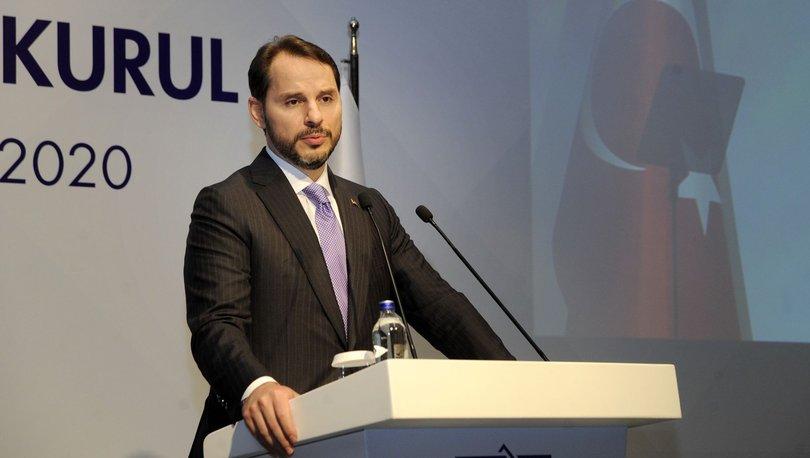 Son dakika! Bakan Albayrak'tan 'PMI' açıklaması