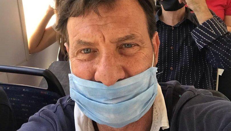 Kaya Çilingiroğlu'na takipçilerinden 'maske' uyarısı - Magazin haberleri