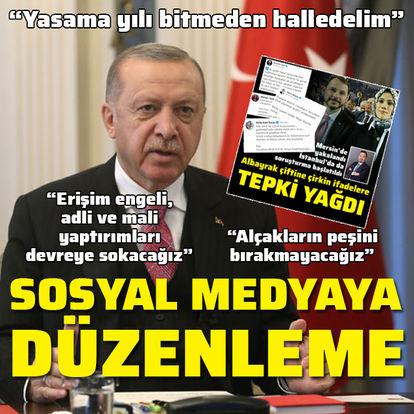 Cumhurbaşkanı Erdoğan'dan çok sert açıklamalar
