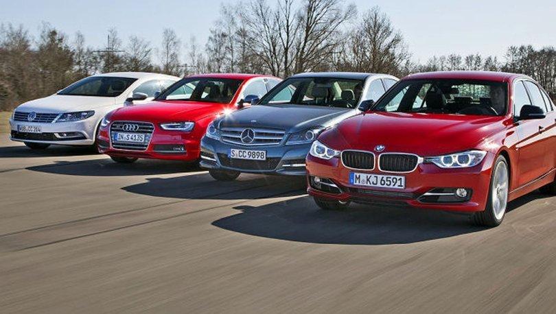 Son dakika! Rekabet Kurulu'ndan Alman otomotiv devlerine soruşturma