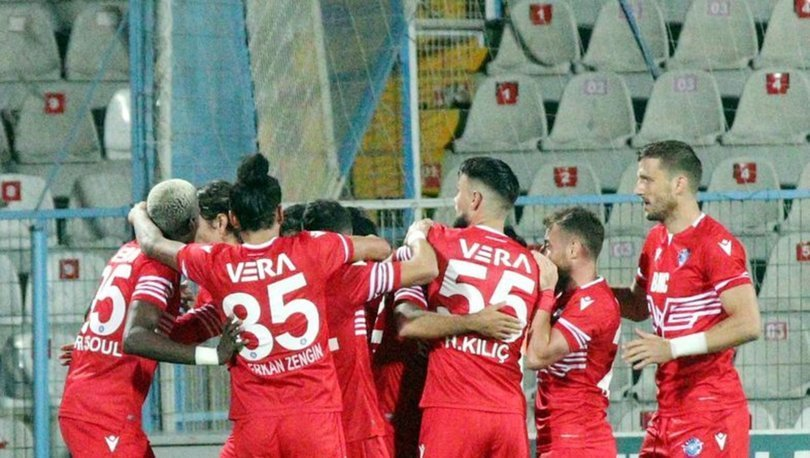 Büyükşehir Belediye Erzurumspor: 1 - Adana Demirspor: 2   MAÇ SONUCU