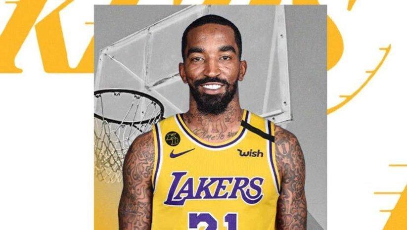 Jr. Smith, Lakers'ta!
