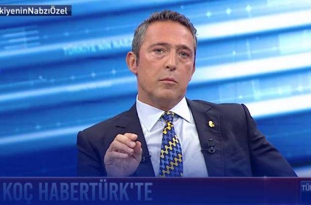 Koç'tan TFF'ye ve Özdemir'e tepki!