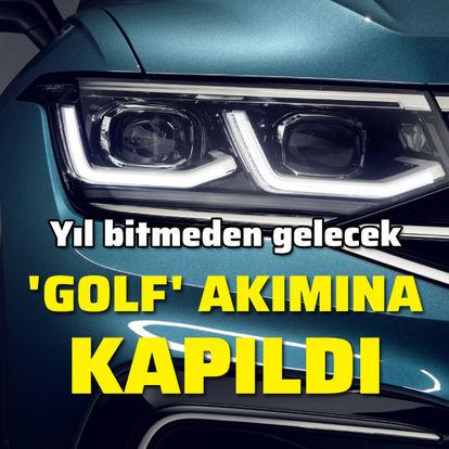 'Golf' akımına kapıldı