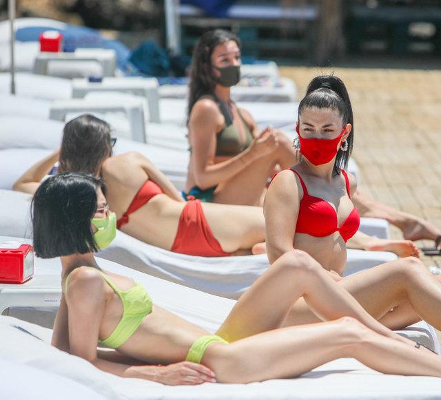 Plaj ve sahillerde 'trikini' modası! Trikini nedir?