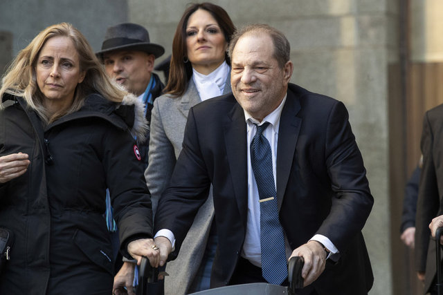 Harvey Weinstein 19 milyon dolar tazminat ödeyecek - Magazin haberleri